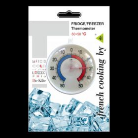 TERMOMETER MAX/MIN -50/+50°C