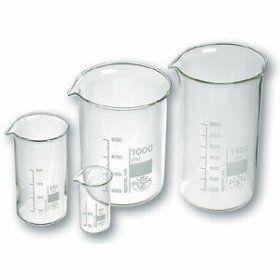 BEGER 100 ml BOROSILICATE
