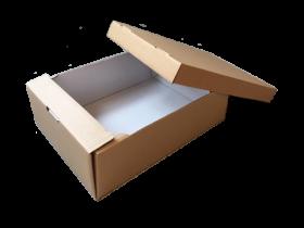 ECO FISH BOX 5 KG MANUELL U/PRINT