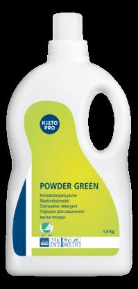 POWDER GREEN 1,6kg MASKINVASK